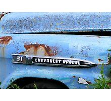 Chevy Apache Photographic Print