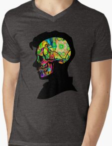 Alex Turner - Psychedelic Mens V-Neck T-Shirt