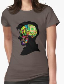 Alex Turner - Psychedelic Womens Fitted T-Shirt