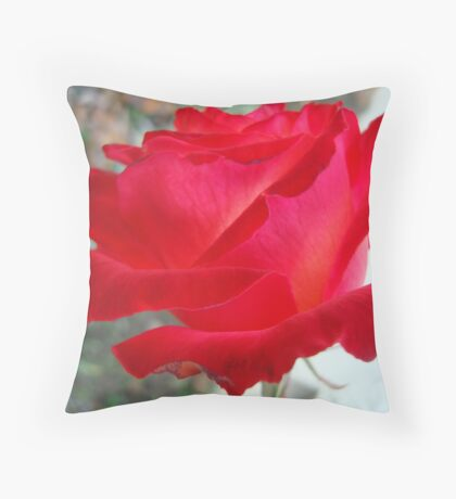 fire within her Throw Pillow