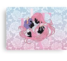 Utena La Filette Révolutionnaire Canvas Print