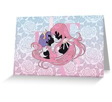 Utena La Filette Révolutionnaire Greeting Card