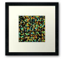 Mind Block Framed Print