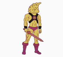 Prince Algor B One Piece - Short Sleeve