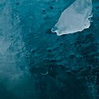 Aialik Iceberg Detail by Nate Forman