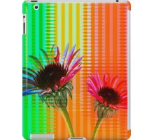 70's Flower Child iPad Case/Skin