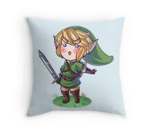 Link Throw Pillow
