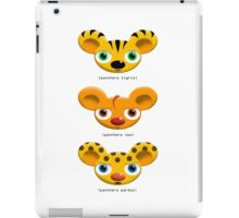 Little Big Cats iPad Case/Skin
