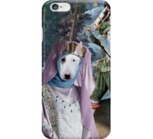 Bull Terrier Art - My Lady iPhone Case/Skin
