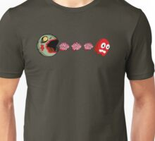 Ghost Eating Zombie Unisex T-Shirt