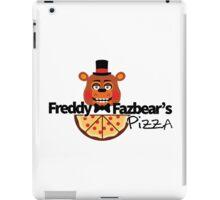 Modern Five Nights at Freddy's Logo iPad Case/Skin
