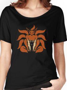 9 Tailed Shinobi Women's Relaxed Fit T-Shirt