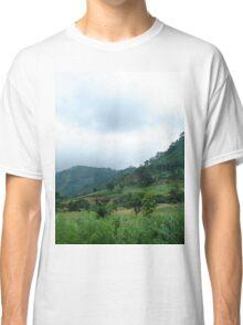 a desolate Togo landscape Classic T-Shirt