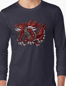 Red Orb Akantor Long Sleeve T-Shirt