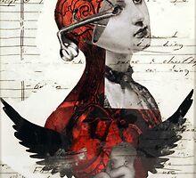 Self portrait by Cherie  Sayer