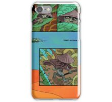 Banislime Comic Page 1 iPhone Case/Skin