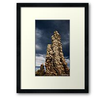 Tufa Towers 2 Framed Print