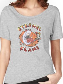 Eternal Flame Women's Relaxed Fit T-Shirt