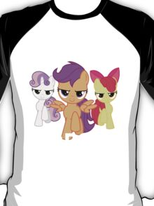 Hearts as strong as horses - CMC T-Shirt