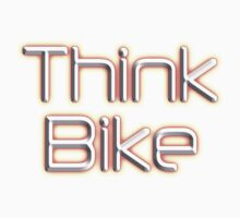 BIKE, BICYCLE, CYCLING, CYCLE, MOTORBIKE, Think Bike!, red Kids Clothes