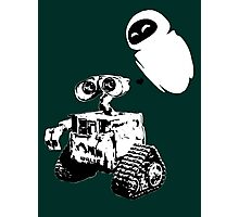 Wall e Photographic Print