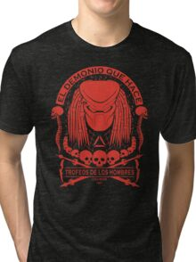 The Skull Collector Tri-blend T-Shirt