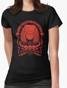 The Skull Collector Womens Fitted T-Shirt