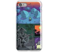 Banislime Comic Page 3 iPhone Case/Skin