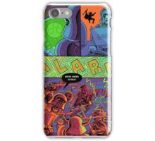 Banislime Comic Page 4 iPhone Case/Skin