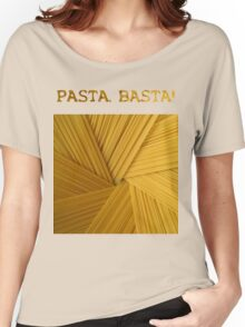 Spaghetti 1 (T-Shirt & iPhone case) Women's Relaxed Fit T-Shirt
