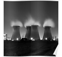 Power Station Poster