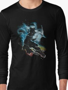 Dancing with elements Long Sleeve T-Shirt