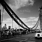 Tower Bridge, London, UK by aldogallery