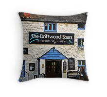 """"""" ANOTHER PUB???"""" Throw Pillow"""