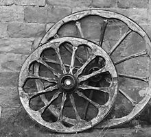 Wheels by Ryan Davison Crisp
