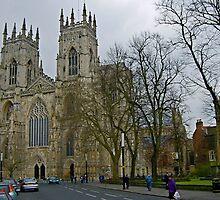 York Minster by dougie1