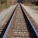 The Railroad by Katya Lavorovna