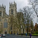 YORK MINSTER by dougie1page2