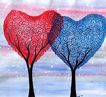 Two Hearts, One Love by klbailey