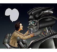 Transformers AU - Supernatural Photographic Print