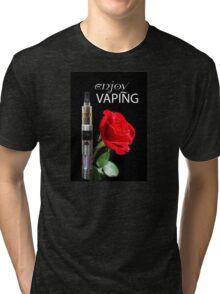 Enjoy vaping Tri-blend T-Shirt
