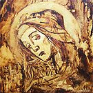 The Madonna of Medjugorje by Sinisa Saratlic