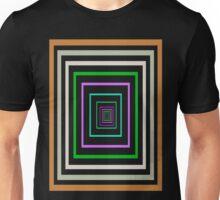 Square Labyrinth T-Shirt Unisex T-Shirt