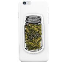 Bud Cannabis Pot iPhone Case/Skin