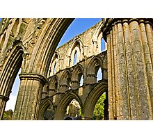 Arched Windows Photographic Print