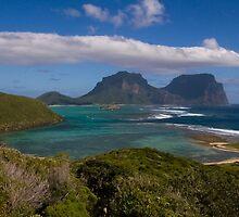 an awe-inspiring Solomon Islands landscape by beautifulscenes