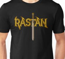 Rastan - Arcade Title Screen Unisex T-Shirt