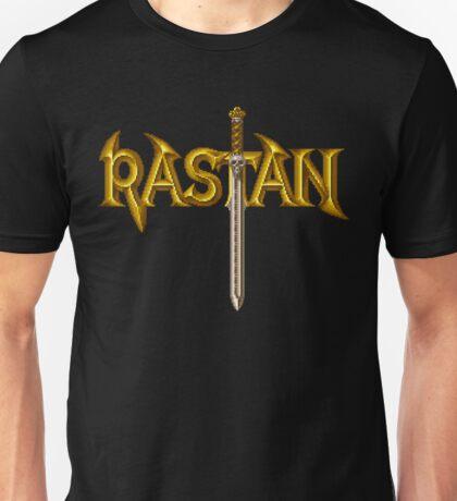Rastan - Arcade Title Screen Unisex T-Shirt