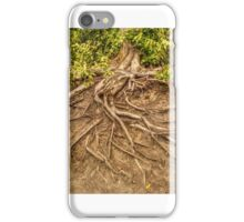 The root of the Problem iPhone Case/Skin