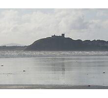cricceth castle Photographic Print